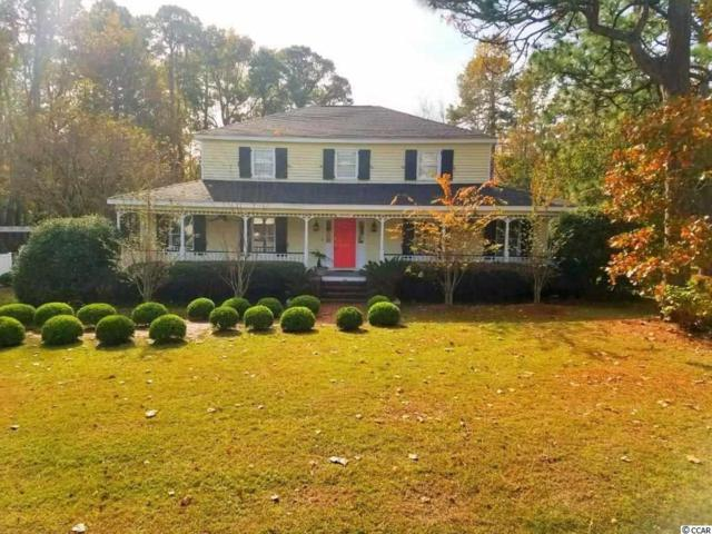 238 Robin Drive, Georgetown, SC 29440 (MLS #1724761) :: The Litchfield Company