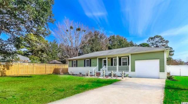 3563 Jordan Landing Road, Murrells Inlet, SC 29576 (MLS #1724771) :: Myrtle Beach Rental Connections