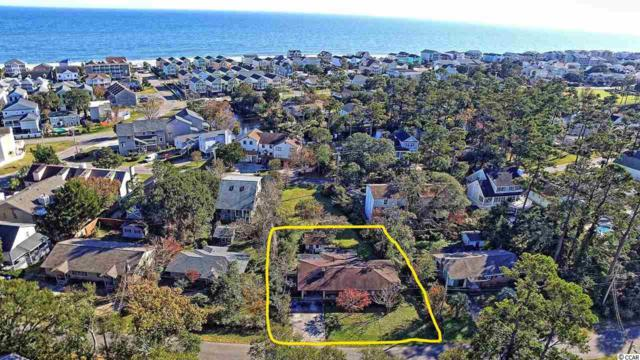 317 S Willow Drive, Surfside Beach, SC 29575 (MLS #1724919) :: Myrtle Beach Rental Connections