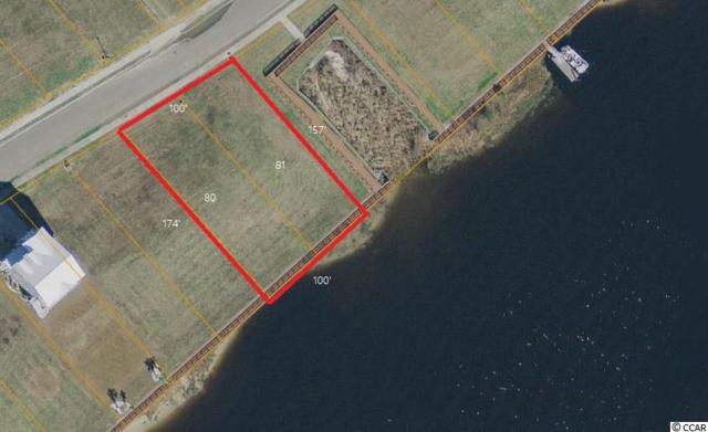 Lot 80/81 Harbour View Drive, Myrtle Beach, SC 29579 (MLS #1725069) :: Myrtle Beach Rental Connections