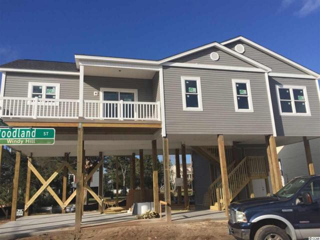 4624 Woodland, North Myrtle Beach, SC 29582 (MLS #1725203) :: Myrtle Beach Rental Connections