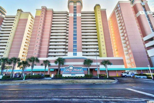 2711 S Ocean Blvd #1711, North Myrtle Beach, SC 29582 (MLS #1725505) :: Trading Spaces Realty