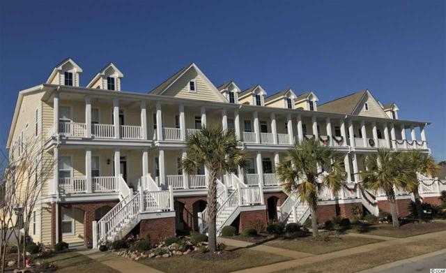 680 Pistoia Lane #205, Myrtle Beach, SC 29579 (MLS #1725546) :: The HOMES and VALOR TEAM