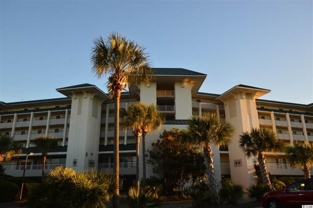 601 Retreat Beach Circle #207, Pawleys Island, SC 29585 (MLS #1725757) :: The HOMES and VALOR TEAM