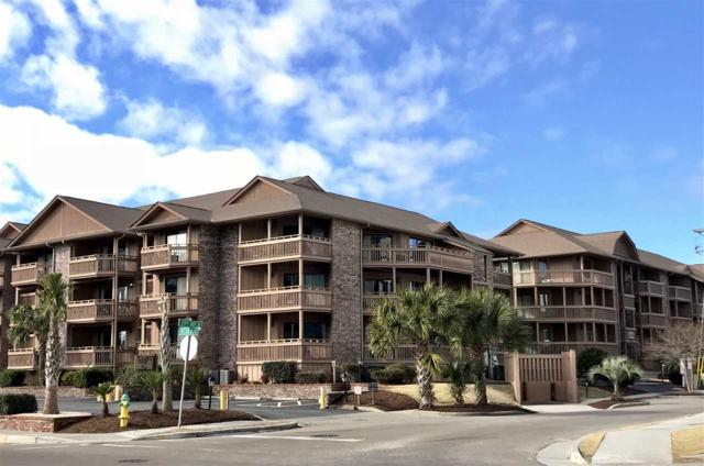 2805 N Ocean Boulevard #110, Myrtle Beach, SC 29577 (MLS #1725941) :: Trading Spaces Realty