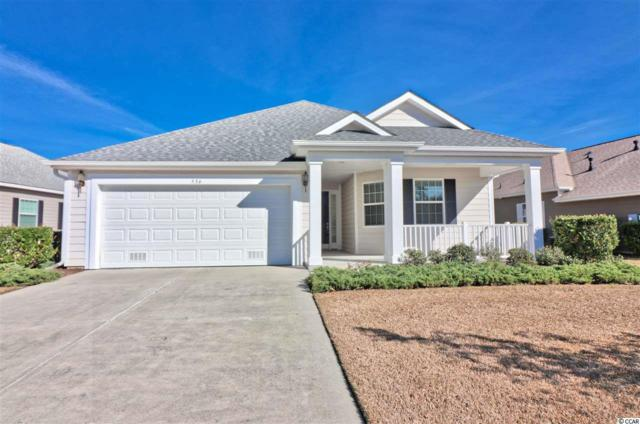 536 Grand Cypress Way, Murrells Inlet, SC 29576 (MLS #1725957) :: The HOMES and VALOR TEAM