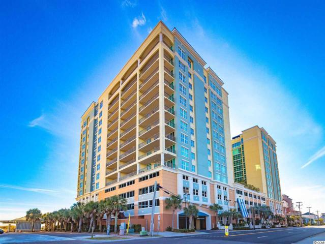 603 S Ocean Blvd #1002, North Myrtle Beach, SC 29582 (MLS #1726106) :: The Hoffman Group