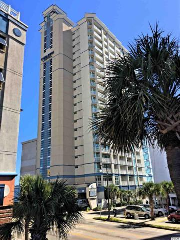 2504 N Ocean Blvd #1233, Myrtle Beach, SC 29577 (MLS #1726531) :: Trading Spaces Realty