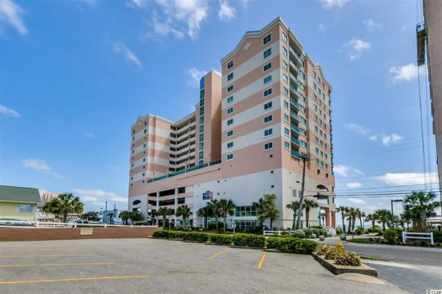 1903 S Ocean Blvd #1202, North Myrtle Beach, SC 29582 (MLS #1800094) :: Trading Spaces Realty
