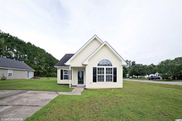 3820 Harden Dr., Conway, SC 29526 (MLS #1800206) :: The Litchfield Company