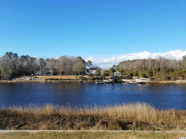 145 Palmetto Harbour Drive, North Myrtle Beach, SC 29582 (MLS #1800584) :: The Litchfield Company