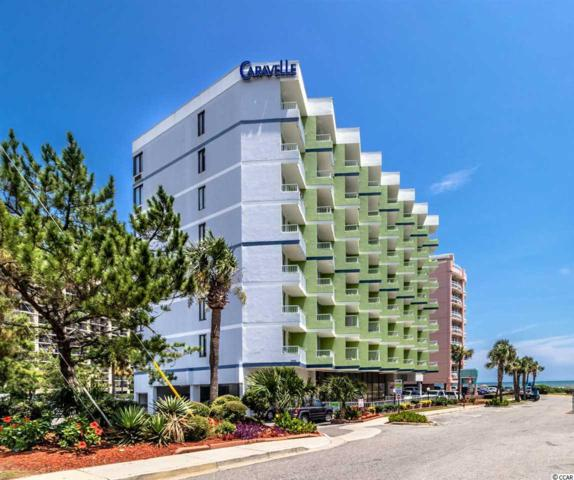7000 N Ocean Blvd #126, Myrtle Beach, SC 29572 (MLS #1800902) :: The Litchfield Company
