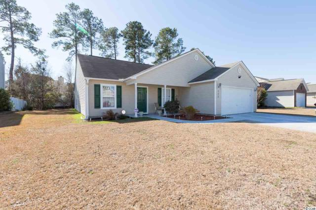 177 Weeping Willow Drive, Myrtle Beach, SC 29579 (MLS #1800936) :: Myrtle Beach Rental Connections