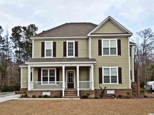 114 Hagar Brown Road, Murrells Inlet, SC 29576 (MLS #1800954) :: The Greg Sisson Team with RE/MAX First Choice