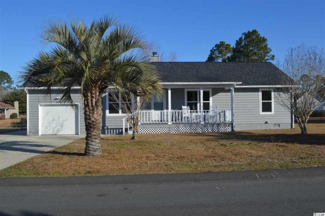609 Six Lakes Dr, Myrtle Beach, SC 29588 (MLS #1801054) :: The Litchfield Company
