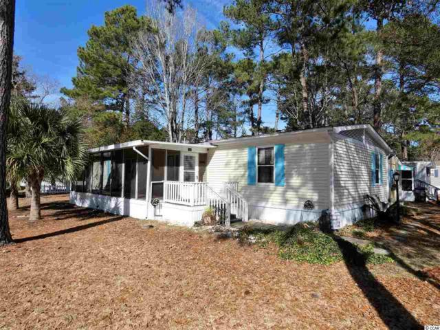 145 Offshore Dr, Garden City Beach, SC 29576 (MLS #1801056) :: SC Beach Real Estate