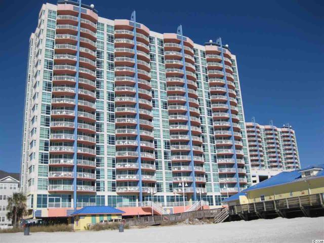 3500 N Ocean Blvd. #704, North Myrtle Beach, SC 29582 (MLS #1801085) :: Trading Spaces Realty