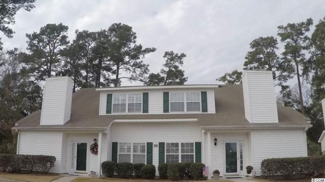 503 20th Ave N 39C, North Myrtle Beach, SC 29582 (MLS #1801102) :: Myrtle Beach Rental Connections