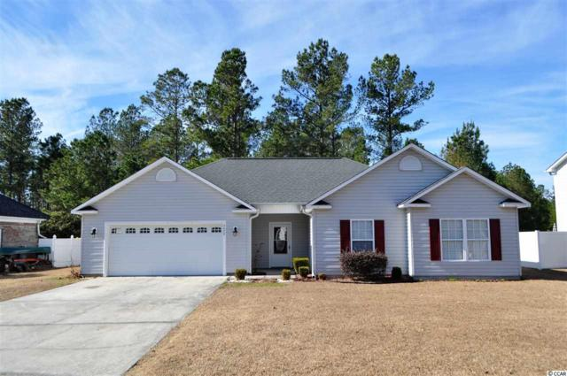2609 Warm Springs Lane, Conway, SC 29526 (MLS #1801103) :: The Litchfield Company