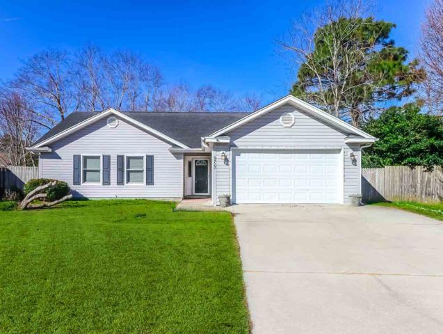 9717 Ashley Lane, Murrells Inlet, SC 29576 (MLS #1801139) :: Myrtle Beach Rental Connections