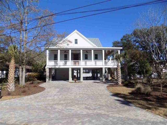 414 6th Ave N., Surfside Beach, SC 29575 (MLS #1801190) :: Trading Spaces Realty