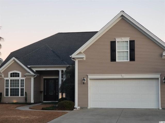 221 Willow Bay Drive, Murrells Inlet, SC 29576 (MLS #1801328) :: Trading Spaces Realty