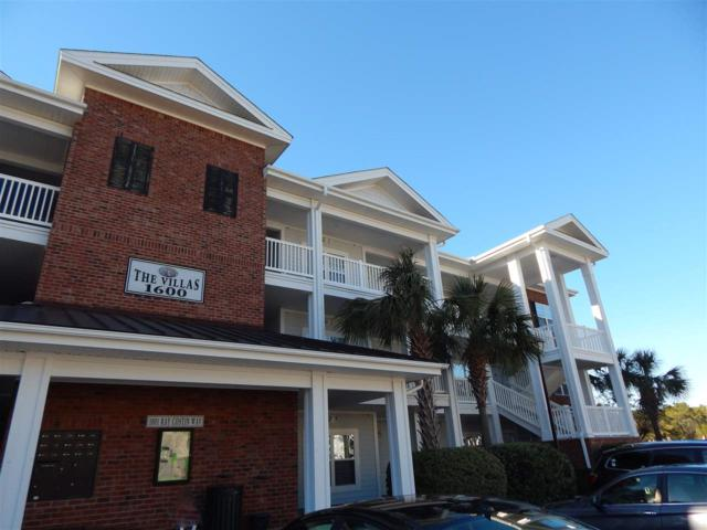 1001 Ray Costin Way #1615, Murrells Inlet, SC 29576 (MLS #1801337) :: SC Beach Real Estate