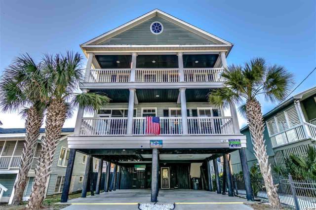 415 S Waccamaw, Garden City Beach, SC 29576 (MLS #1801399) :: Trading Spaces Realty