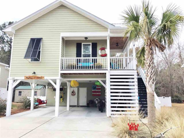 144 Crane Dr, Pawleys Island, SC 29585 (MLS #1801465) :: Trading Spaces Realty