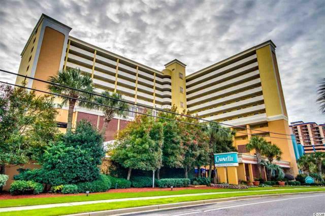 6900 N Ocean Boulevard #111, Myrtle Beach, SC 29577 (MLS #1801473) :: James W. Smith Real Estate Co.