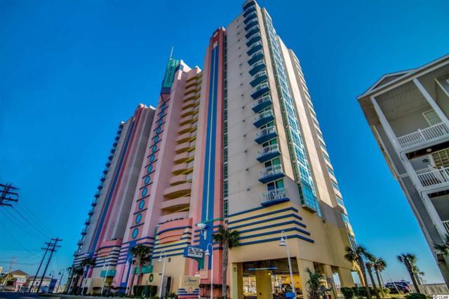 3500 N Ocean Blvd #1410, North Myrtle Beach, SC 29582 (MLS #1801485) :: Trading Spaces Realty