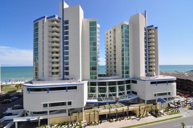 304 N Ocean Blvd #101, North Myrtle Beach, SC 29582 (MLS #1801521) :: The Hoffman Group