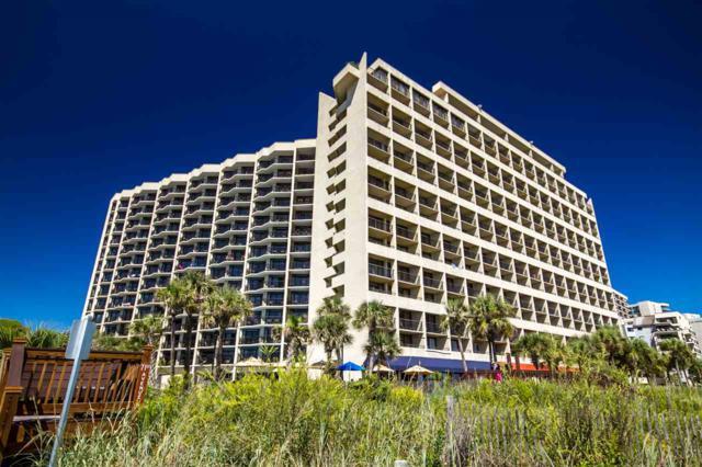 7100 N Ocean Blvd, # 716 #716, Myrtle Beach, SC 29572 (MLS #1801530) :: Trading Spaces Realty