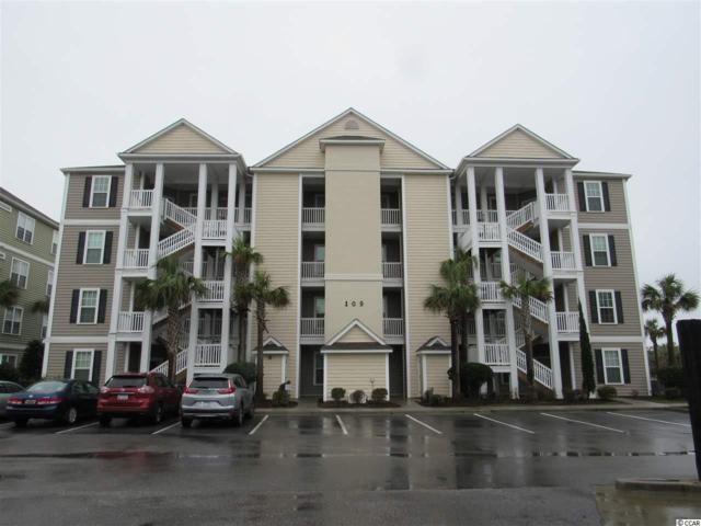 109 Ella Kinley Circle #204, Myrtle Beach, SC 29588 (MLS #1801943) :: James W. Smith Real Estate Co.