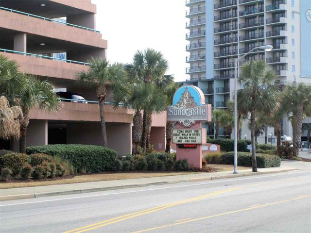 2207 S Ocean Blvd. #1012, Myrtle Beach, SC 29577 (MLS #1801975) :: Trading Spaces Realty