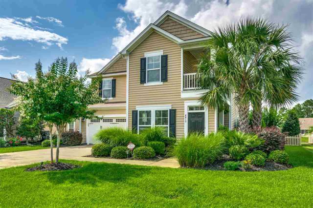 4812 Bramblewood, Myrtle Beach, SC 29579 (MLS #1802050) :: Myrtle Beach Rental Connections