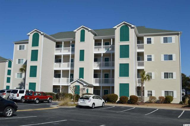 1100 Commons Blvd #703, Myrtle Beach, SC 29572 (MLS #1802079) :: James W. Smith Real Estate Co.