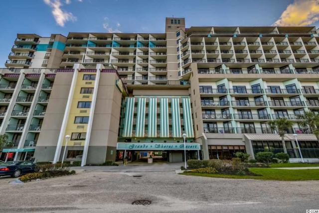 201 N 77th Ave #936, Myrtle Beach, SC 29572 (MLS #1802169) :: The Litchfield Company