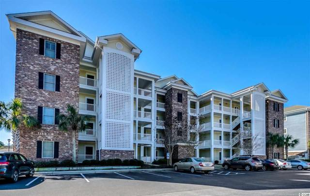 4843 Luster Leaf Circle #105, Myrtle Beach, SC 29577 (MLS #1802218) :: James W. Smith Real Estate Co.