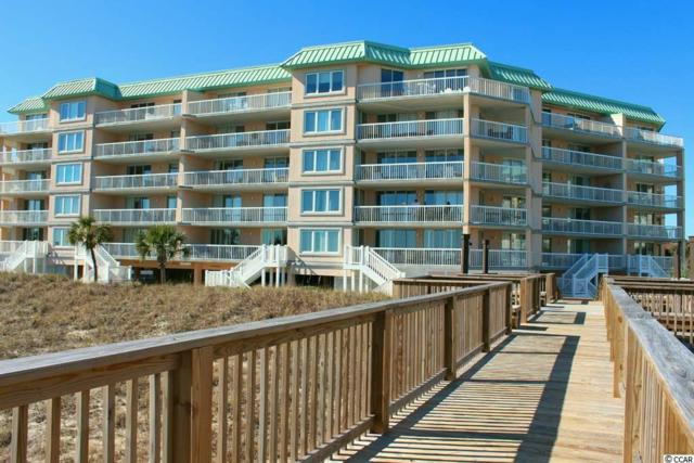 145-501 South Dunes Dr. #501, Pawleys Island, SC 29585 (MLS #1802223) :: The Litchfield Company