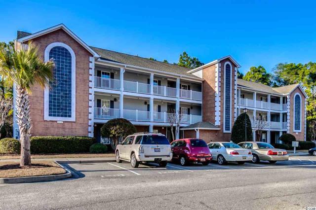 4838 Innisbrook Court #1208, Myrtle Beach, SC 29579 (MLS #1802259) :: James W. Smith Real Estate Co.