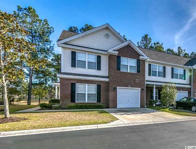 281 Connemara Drive 20-B, Myrtle Beach, SC 29579 (MLS #1802313) :: The HOMES and VALOR TEAM