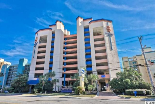 6804 N Ocean Blvd #1147 #1147, Myrtle Beach, SC 29572 (MLS #1802418) :: The Hoffman Group