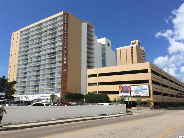 9550 Shore Drive #324, Myrtle Beach, SC 29572 (MLS #1802442) :: James W. Smith Real Estate Co.