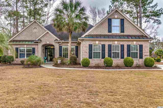 5619 S Blackmoor Drive, Murrells Inlet, SC 29576 (MLS #1802444) :: Myrtle Beach Rental Connections