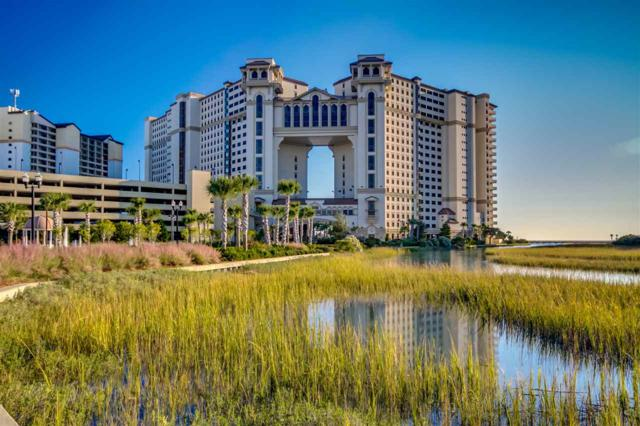 100 N Beach Blvd #1107, North Myrtle Beach, SC 29582 (MLS #1802471) :: Trading Spaces Realty