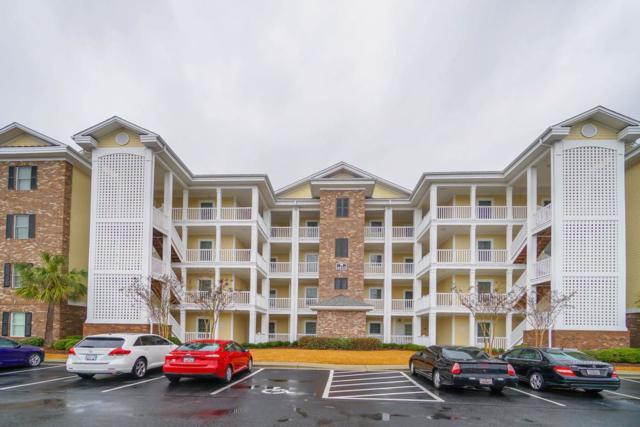4825 Lusterleaf Cir #104, Myrtle Beach, SC 29577 (MLS #1802542) :: James W. Smith Real Estate Co.