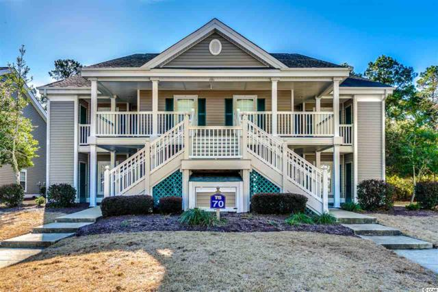 691 Blue Stem Drive 70-C, Pawleys Island, SC 29585 (MLS #1802633) :: James W. Smith Real Estate Co.