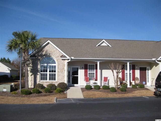 917 Wrigley Drive 19-4G, Myrtle Beach, SC 29588 (MLS #1802679) :: The Litchfield Company