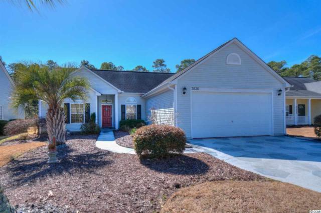 7535 Dunbar Dr., Sunset Beach, NC 28468 (MLS #1802698) :: SC Beach Real Estate